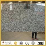 Bancada branca da cozinha do granito da flor G439 grande