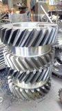 Forja pesada de la venta de China de los engranajes de ángulo recto calientes del fabricante 20crmnmo