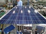 증명서를 주는 세륨을%s 가진 45W 18V 높은 Efficency 단청 태양 전지판