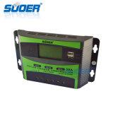 Regulador solar manual de la carga de Suoer 48V 30A PWM (ST-C4830)