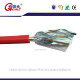 Câble de signal d'incendie de la qualité 3*2.5