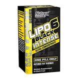 Nutrex Lipo 6 leistungsfähige Gewicht-Verlust-Formel-diätetische Ergänzung (SCHUTZKAPPEN MJ-LIPO120)