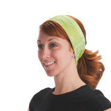 女性の継ぎ目が無い多機能のヘッドスカーフ25*50 Cmのよい柔軟性の首スカーフ(YH-HS274)