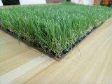 柔らかい人工的な草の芝生および人工的な草のカーペット