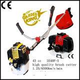 Cortador de cepillo de la gasolina 43cc de la alta calidad Cg430 con Ce/EUR2