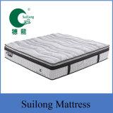Materasso moderno della gomma piuma della parte superiore del cuscino del materasso di molla della mobilia