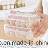 中国の製造者のゆとりPVC販売のためのプラスチック卵の皿型