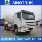 Caminhão do misturador concreto de maquinaria de construção 3-16 Cbm 4X2 6X4 8X4