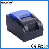 Precio bajo para la impresora termal del recibo del compacto 58m m, USB/Bluetooth, Mj-H58