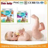 Tecidos novos do bebê dos tipos do tecido de alta qualidade do bebê das calças que Pampering o tecido do bebê