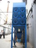 Depolverizzatore industriale del collettore di polveri del pulitore della cartuccia di filtro dell'aria di vuoto
