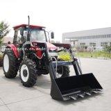 Высокое качество Tz02D-Tz16D 15-180HP передний конец трактора с погрузчиком ISO Ce сертификат для продажи