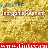 Amarillo inorgánico 184 del pigmento para la pintura (Vanadate del bismuto)