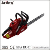 2-Course professionnel de l'essence de puissance des outils de jardin de scie à chaîne