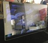 10-98 pollice che fa pubblicità alla visualizzazione magica del comitato dell'affissione a cristalli liquidi del riproduttore video dello specchio