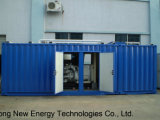 Biogas messo in recipienti Generator/CHP
