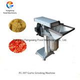 FC-307 중국 마늘 비분쇄기, 마늘/고추/생강 선반 기계 풀 프로세스는 스테인리스를 가진 기계를 만든다