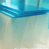 Folha oca revestida UV material fresca do policarbonato de 100% para a telhadura