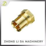 Soild 고급장교 C36000 기계로 가공 부속 정밀도에 의하여 기계로 가공되는 금관 악기 섬유 접합기