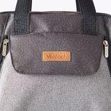 Tissus de pique-nique sac à dos gris 6 personne