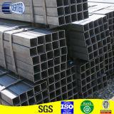 Premier pipe rectangulaire noire soudée de construction de vente par acier (20X30)