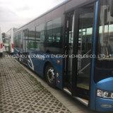 Bus elettrico caldo del passeggero della lunga autonomia di vendita con 12 tester di corpo