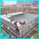 Ambiente protegido do tanque de água galvanizados a quente