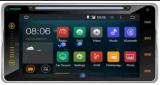 Reprodutor de DVD para o GPS universal, DVD do carro Android5.1/7.1, rádio
