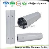 Profili di alluminio commerciali del LED per il dissipatore di calore