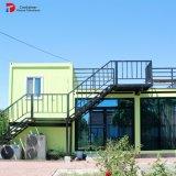 De prefab het Winkelen het Leven 20FT Huizen van de Container