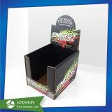 Affichage du compteur de pliable Boîte en carton, étagère d'affichage