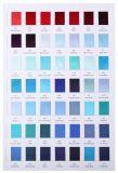 Het in het groot Kleurrijke Lint van het Satijn van de Polyester (crb-2015)