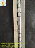 穴の連続的で長いヒンジのない電流を通されたシート