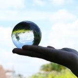 Impecable Rutilated bola esfera de cristal de cuarzo, piedras preciosas esfera para la venta al por mayor, la esfera de cristal de cuarzo cristal