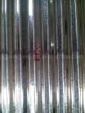 Gewölbte Zink-Beschichtung-Metallplatten-/galvanisierte Dach-Fliese für Tanzania