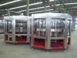 Máquina de rellenar del jugo del melocotón de 50 pistas en botellas del animal doméstico