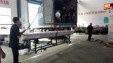 Wasser-Abflussrinne-Wasser-Becken für Plastikstrang-abkühlende Pelletisierung-Zeile