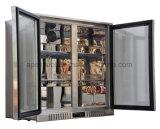 Холодильник штанги двойной двери задний с светом СИД
