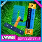 Interruptor de membrana condutor da tinta de impressão de PC/PVC para muita área
