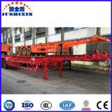 Китая 40FT Tri Axle 45t каркасный контейнера трейлер Semi для промотирования