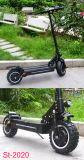 Mini portable bon marché le plus récent 2 roues scooter électrique pliant avec batterie de bonne qualité