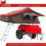 Rimorchio di campeggio della tenda del tetto