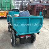 4 عربة ذو عجلات استعمل شاحنة مصغّرة لأنّ تعدين, نفق نقل تخليص درّاجة ثلاثية