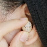 Mini appareil auditif micro portatif d'oreille d'équipement médical