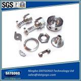 Componenti su ordinazione del metallo di precisione, parti di giro di CNC, parti di titanio della lega, 5 parti di titanio di CNC del lavoro della macchina di asse