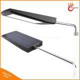 Indicatore luminoso di via solare del giardino di obbligazione esterna solare della lampada da 2100 lumen