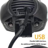 Indicatore luminoso di azionamento superiore del trattore 20W LED del USB 2000lm di Whaterproof