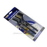Малые высокое качество пластмассовую ручку щетки для очистки