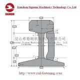 Guida d'acciaio standard della gru Asce85 di Astma1 Arema