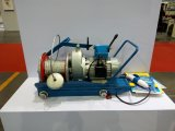 Mini élévateur électrique de câble métallique de Hsg 300-500kg avec le contrôle de C.C